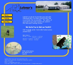 Lubners Pet Care Center